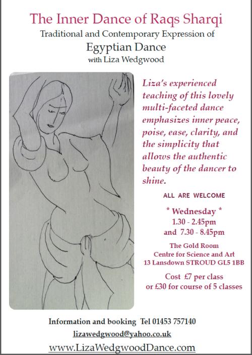 Inner Dance Stroud Nov '14