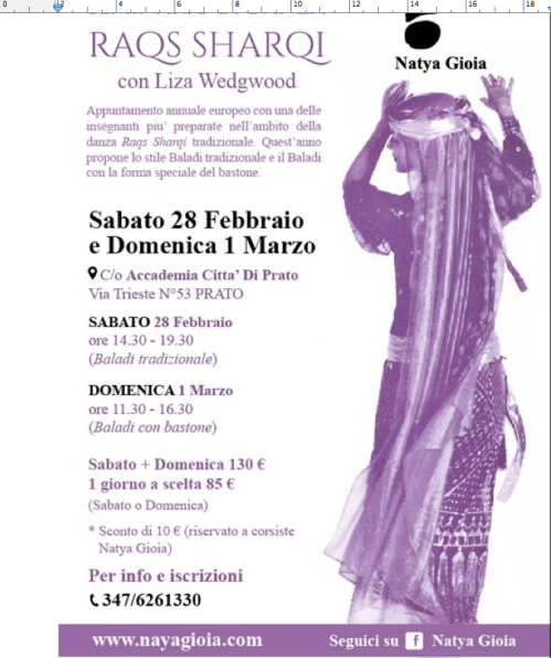 Italian workshop Feb 2015